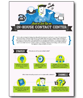 How to Set Up an In-House Contact Center