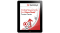 5 Critical Requirements for a Future-Ready Contact Center