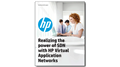 Realizing the Power of SDN with HP Virtual Application Networks