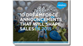 10 Dreamforce Announcements That Will Shape Sales in 2015