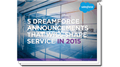 5 Dreamforce Announcements That Will Shape Service in 2015