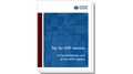 The Top Ten ERP Vendors
