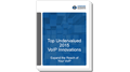Top Undervalued 2015 VoIP Innovations