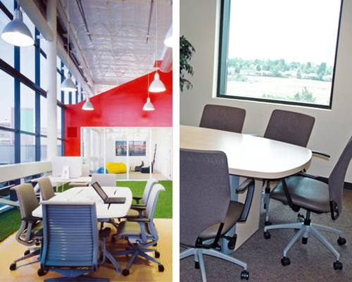 Google Offices Vs Your Office