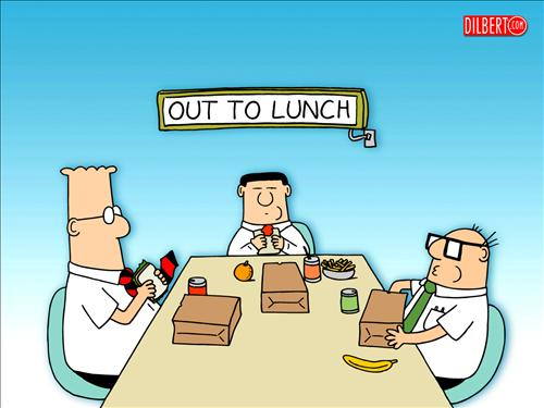 12 Cartoons To Get You Through The Workday