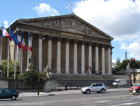 50 Places Linux is Running That You Might Not Expect - French Parliament